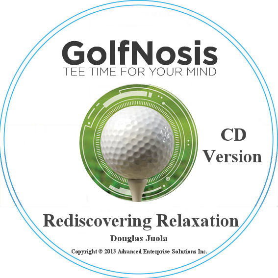 Golfnosis - Rediscovering Relaxation - CD